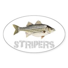 Fat Stripers Decal