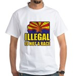 Illegal White T-Shirt