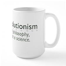 Evolutionism Mug