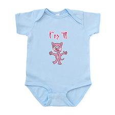 I'm 1 Kitty Infant Bodysuit