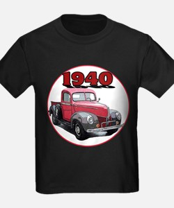 The 1940 Pickup T