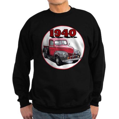 The 1940 Pickup Sweatshirt (dark)