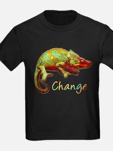 Change T