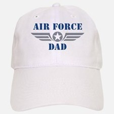 Air Force Dad Baseball Baseball Cap