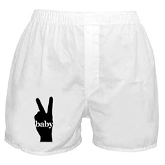Peace Baby Gear Boxer Shorts