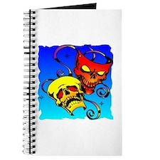 Skull Theater Masks Journal