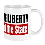 All Who Love Liberty Mug