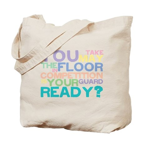 Take the floor Tote Bag
