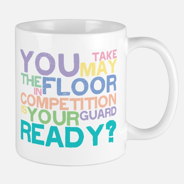 Take the floor Mug
