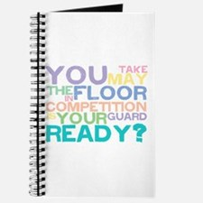 Take the floor Journal