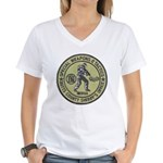 Butts County SWAT Women's V-Neck T-Shirt