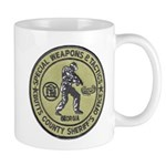 Butts County SWAT Mug