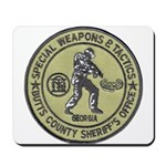 Butts County SWAT Mousepad