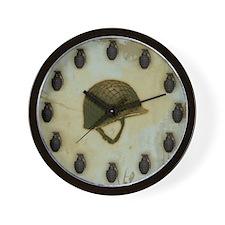 WW -2 Wall Clock