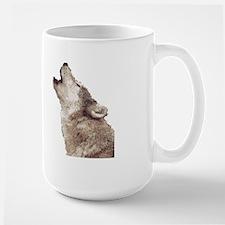 WOLF Ceramic Mugs