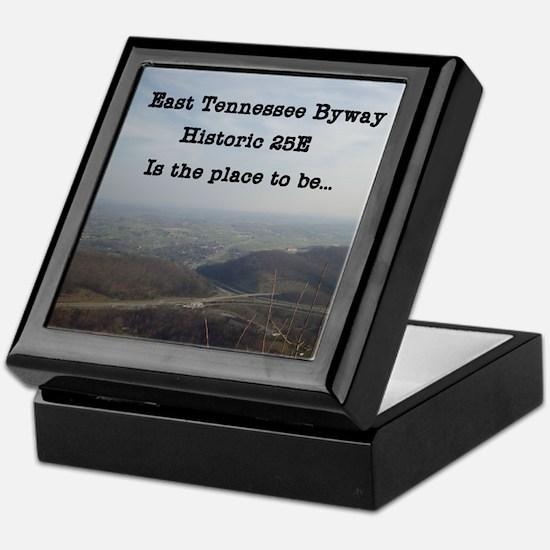 Funny Cumberland Keepsake Box