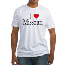 I Heart Missouri Shirt