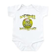Not really soft Infant Bodysuit