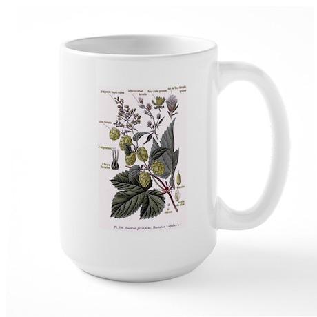 hops Large Mug