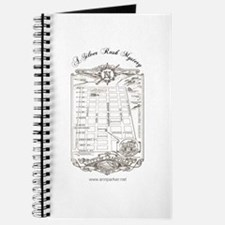 Silver Rush Mystery Journal