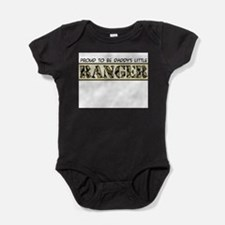 Proud to be daddys little Ranger.jpg Body Suit