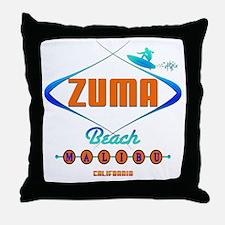 RETRO ZUMA Throw Pillow
