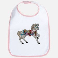 Carousel Horse Bib