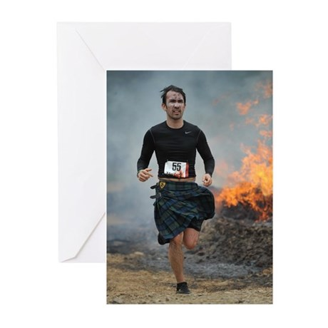 Where There is Kilt There is Greeting Cards (Pk of