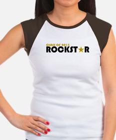 Class of 2013 Rockstar Women's Cap Sleeve T-Shirt