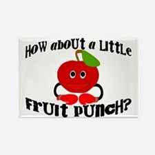 Fruit Punch Rectangle Magnet