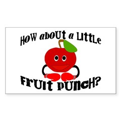 Fruit Punch Decal