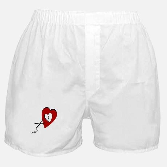 """""""Broken heart"""" Boxer Shorts"""