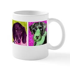 Barney and Dixie Mug