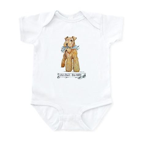 Lakeland Terrier Infant Creeper