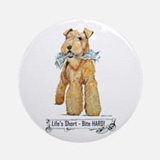 Lakeland Terrier Ornament (Round)