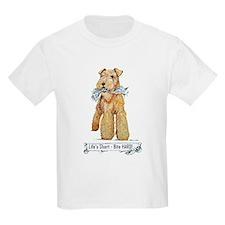 Lakeland Terrier Kids T-Shirt