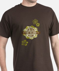 LOST - The Island Hibiscus T-Shirt