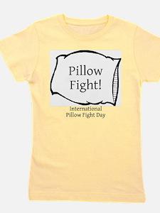 International Pillow Fight Day T-Shirt