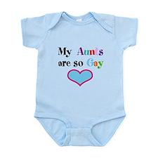 Such Lesbian Aunts Infant Bodysuit