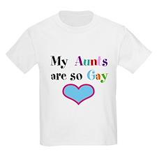 Such Lesbian Aunts T-Shirt