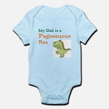 Gay Dinosaur Dad Infant Bodysuit