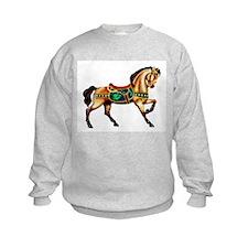 Malachite Carousel Horse Jumpers