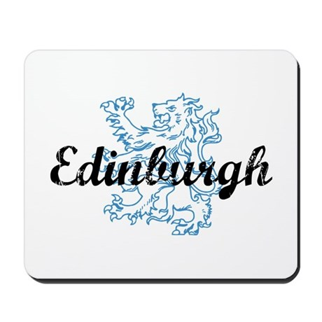 Edinburgh Scotland Mousepad