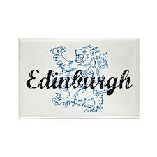 Edinburgh Scotland Rectangle Magnet