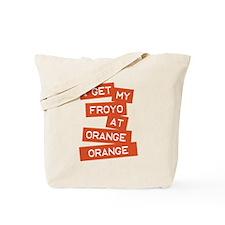 FroYo Tote Bag