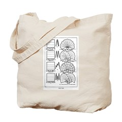 The Fan Tote Bag