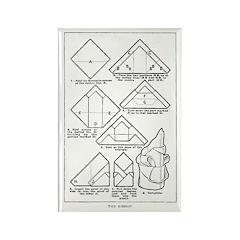 The Bishop Rectangle Magnet (100 pack)
