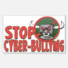 Stop Cyberbullying Decal