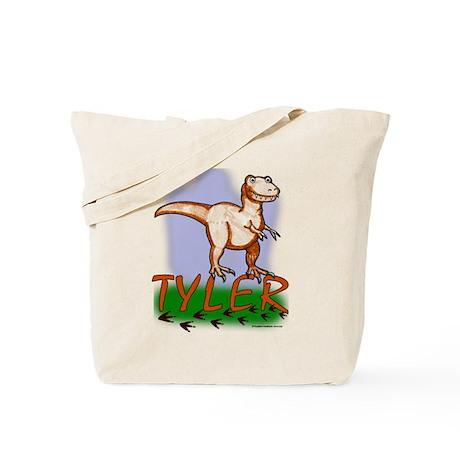 Tyler Dinosaur T-Rex Tote Bag