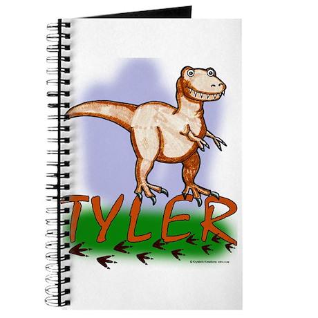 Tyler Dinosaur T-Rex Journal